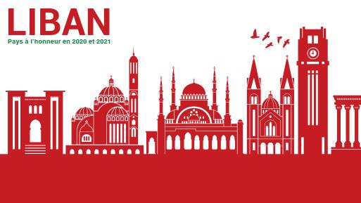 Liban, pays à l'honneur 2020 et 2021